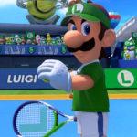 【マリオテニスエース】スライスボレー最強キャラ!ルイージの使い方