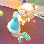 【マリオテニスエース】キャラ人気は高い!ロゼッタの使い方
