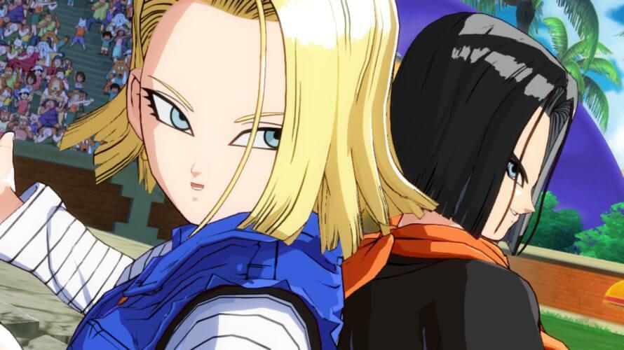 【DBFZ】貴重な女キャラ!人造人間18号のコンボ・使い方を解説【ドラゴンボールファイターズ】